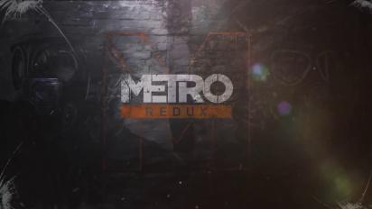 Metro Redux - PS4 Launch Trailer