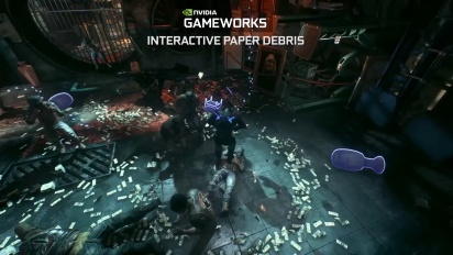 Batman: Arkham Knight – Nvidia GameWorks