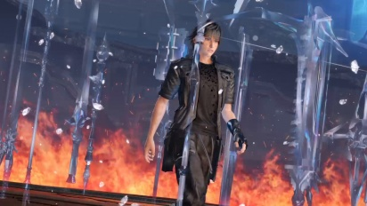 Dissidia: Final Fantasy NT - Porta Decumana Gameplay