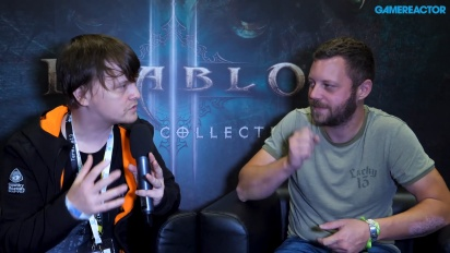 Diablo III: Eternal Collection - Pete Stillwell Interview