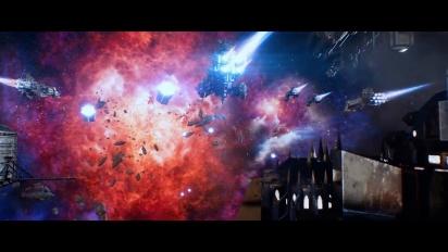 Battlefleet Gothic: Armada 2 - Campaign Trailer