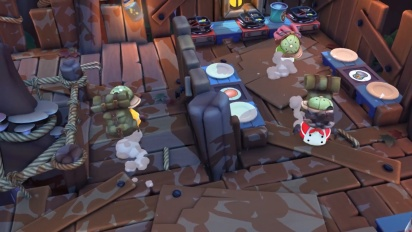 Overcooked 2 - Campfire Cook Off Launch Trailer