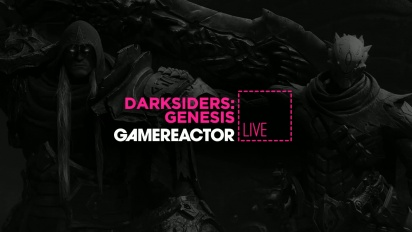 Darksiders Genesis - Console Launch Livestream Replay