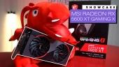 MSI Radeon RX5600XT Gaming X - Product Showcase (Sponsored)