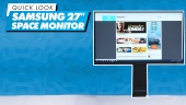 Samsung Space Monitor 27 - Quick Look