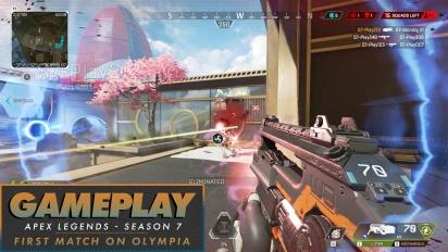 Apex Legends Season 7 - First Match Gameplay