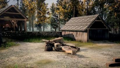 Medieval Machines Builder - Announcement Trailer