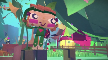 Tearaway - A beautiful, brilliant game - Trailer