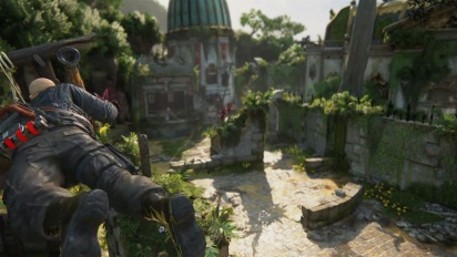 Uncharted 4: A Thief's End - New Devon Multiplayer Map Trailer