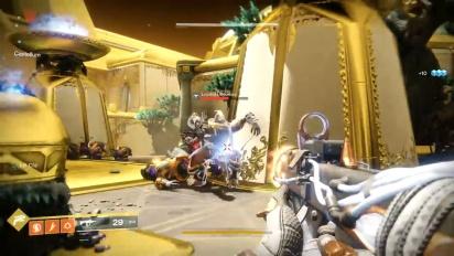 Destiny 2 - Go Fast Update Developer Commentary