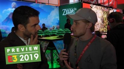 The Legend of Zelda: Link's Awakening - E3 Preview