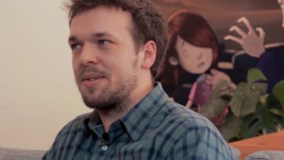 Anna's Quest - Interview Dane Krams