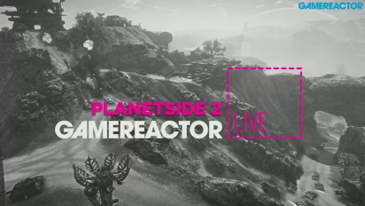 PlanetSide 2 - Livestream Replay
