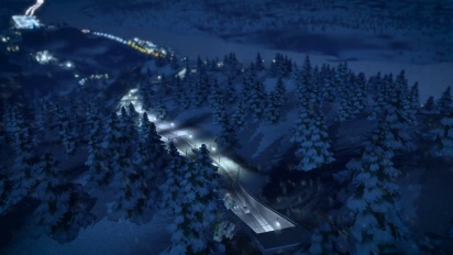 Cities: Skylines - Snowfall Expansion Reveal Trailer