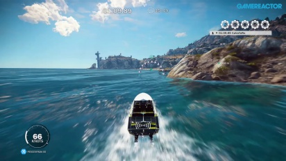 Just Cause 3 - Free roam på Xbox One del II