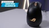 Asus ROG Gladius III - Quick Look