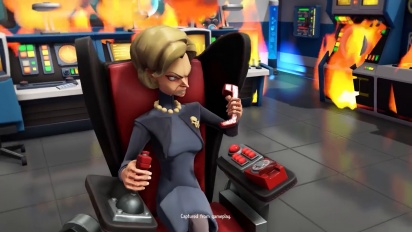 Evil Genius 2: World Domination - Console Release Date Trailer