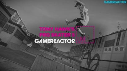 Tony Hawk's Pro Skater 5 - Livestream Replay