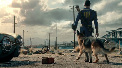 Fallout 4 - The Wanderer Live-Action Trailer
