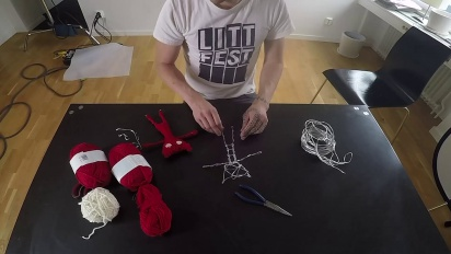Unravel - Create Your Own Yarny - Trailer