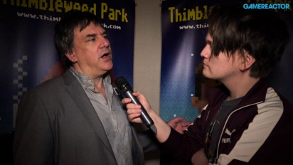 Thimbleweed Park - Ron Gilbert Interview