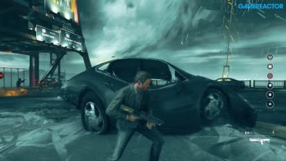 Quantum Break - Gameplay Xbox One - Full Act 4 Part 1 - Port Donnelly Bridge