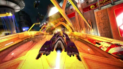 WipEout Omega Collection - Release Date Trailer
