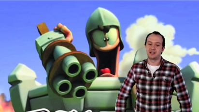Worms: Revolution - The History of Worms Trailer