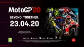 MotoGP 20 - Announcement Trailer