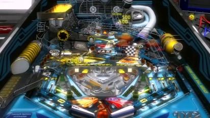 Zen Pinball 2 - Wii U Trailer