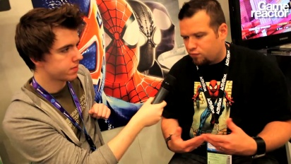 Spider-Man: Shattered Dimensions interview