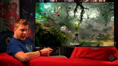 Trine 2: Director's Cut - Frozenbyte Update January 2013