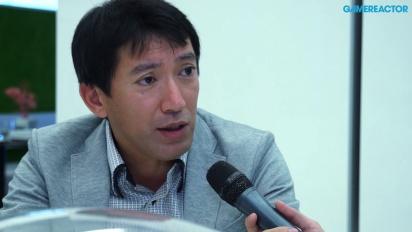 Shinji Mikami - Gamelab 2015 Ærespris-Interview
