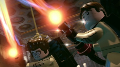 Lego Dimensions: Ghostbuster Trailer