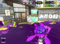 Splatoon 2 - Turf War -violetin tiimin pelikuvaa
