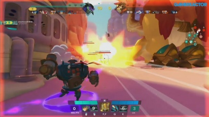 Gigantic - Gameplay