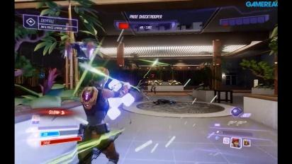 Agents of Mayhem - Rama Gameplay