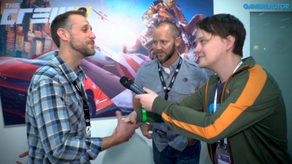 The Crew 2 - Harley-Davidson Interview