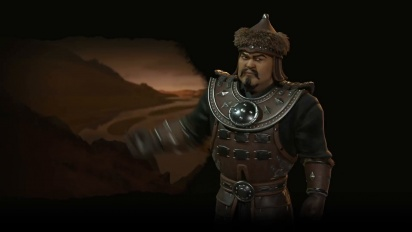 Civilization VI: Rise and Fall - First Look Mongolia
