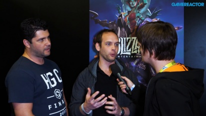 Heroes of the Storm - Matthew Cooper & Kaeo Milker Interview