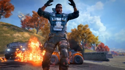 Call of Duty: Black Ops 4 - Blackout Free Trial Announcement