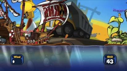 Worms 2: Armageddon - PSN Release Trailer