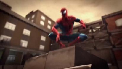 Spider-Man Shattered Dimension - Voices Vignette