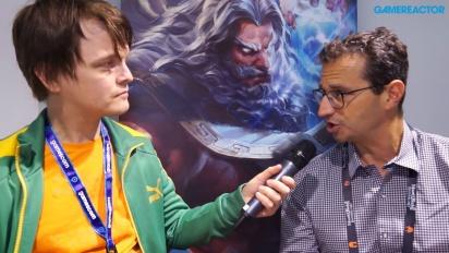 Hi-Rez Studios - Todd Harris Interview