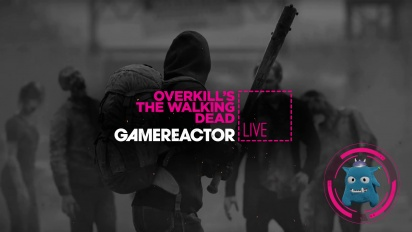 Overkill's The Walking Dead - Launch Livestream Replay