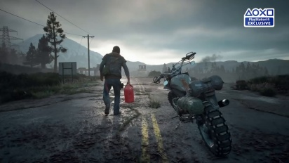 Days Gone - The World of Days Gone