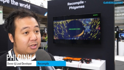Recompile - Phi Dinh Interview
