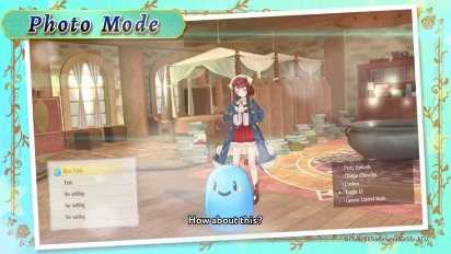 Atelier Mysterious Trilogy DX - Features Trailer