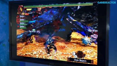 Monster Hunter 4 Ultimate - Demo Gameplay
