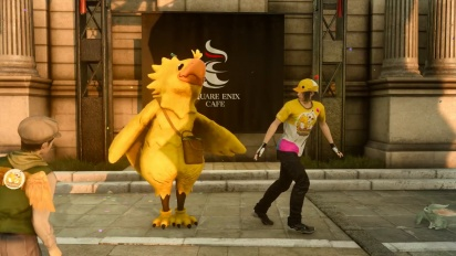 Final Fantasy XV - Moogle Chocobo Carnival Trailer